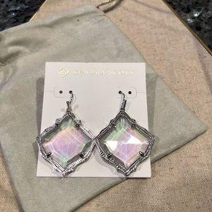 Kendra Scott Kirsten Earrings In Iridescent - New